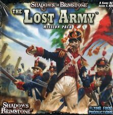FFP Shadows of Brimstone The Lost Army Mission Pack New