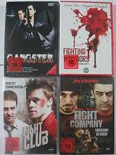 FSK 18 Sammlung Paket - Fight Club - F. Company - Fighting Warriors - Gangster