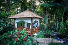 ORIGINAL Coconut wood Bali Hut Gazebo IMPORTED from Bali