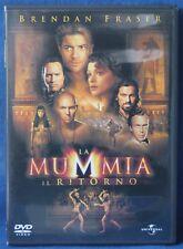 LA MUMMIA IL RITORNO - DVD n.02456