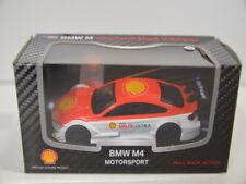 30 ) CMC Toys SHELL BMW M4 Motorsport Modell 1:43 Pullback Edition mit OVP