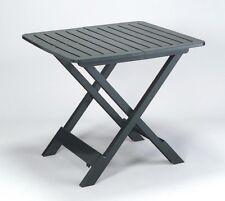B0469384 tavolo resina Progarder Pieg. Tevere Verde 79x72 PROGARDEN