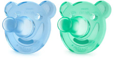 Avent Bear Soother 3 Months + 2 Pack Varieties Cincotta Chemist
