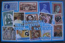 Vaticano 1991 Libretto Restauro della Cappella Sistina Lb 3 MNH