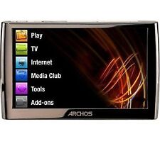 Archos 5 60gb Internet Media Tablet WiFi High Res Touch Screen 800x480 (501117)