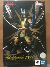 Bandai Tamashi Meishou Manga Realization Muhousha Wolverine Marvel Comics