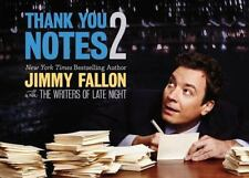 THANK YOU NOTES 2 [9781455518883] - JIMMY FALLON (PAPERBACK) NEW