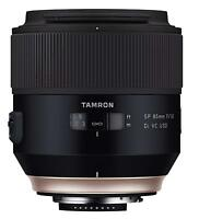 TAMRON Single Focus Lens SP85mm F 1.8 Di VC USD Full Size for Nikon F016N EMS