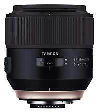 TAMRON Single Focus Lens SP85mm F 1.8 Di VC USD Full Size for Nikon F016N EMS