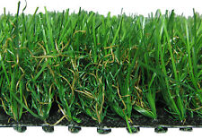 3 Ft x 15 Ft Bermuda Pro Artificial Synthetic Outdoor Turf Fake Grass Lawn