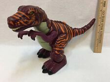 T Rex Toy Walking Roaring Toy Dinosaur Movement Action Figure Mattel Plastic