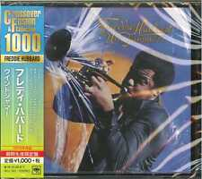 FREDDIE HUBBARD-WINDJAMMER-JAPAN CD B63