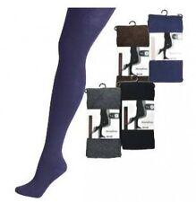 Maschinenwäsche Damen-Strickstrumpfhosen mit Baumwollmischung ohne Mehrstückpackung
