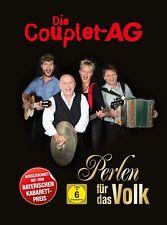 DIE COUPLET-AG - PERLEN FÜR DAS VOLK (DVD)  DVD NEU