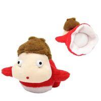 20Cm Collection Ponyo Cliff Ponyo Princess Soft Plush Doll Studio Ghibli Gift