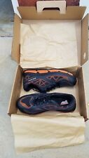 Red Wing Mens Athletics Black Orange Work Safety Sneakers Shoes 6338 Size 12