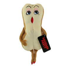 License 2 Play - Plush Stuffed Toy - Sausage Party Movie - BRENDA the Bun (10 in