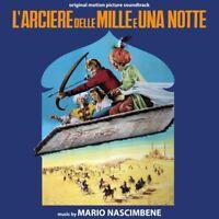 L'arciere delle mille e una notte - Mario Nascimbene (cd)
