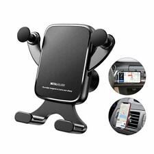Horizontal Gravity Car Holder Mount Air Vent Stand Cradle For Mobile Cell Phone