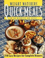 Weight Watchers Quick Meals