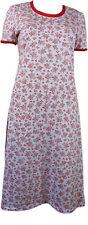Damen Pleas / Schiesser Nachthemd Sleepshirt kurzarm N572 Größe 42 / L
