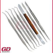 P.K Thomas Wachs Messer Messer Misch Modellare Zahnmedizinische Instrumente