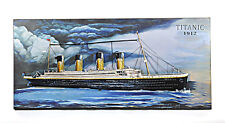 "RMS Titanic Ocean Liner 3D Metal Model Painting 47"" White Star Line Cruise Ship"