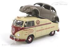 Volkswagen VW T1a Midlands Centre / Brezelkäfer - Schuco 1:18 450016300