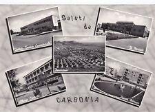 # CARBONIA: SALUTI DA