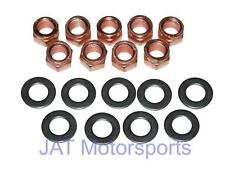 1G DSM Exhaust Manifold Nut & Washer Kit Mitsubishi Eclipse Eagle Talon 4g63