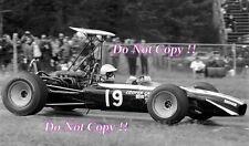 Lucien Bianchi Cooper T86B USA Grand Prix 1968 Photograph