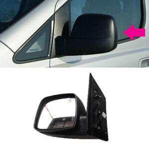 Side Mirror Assy Unpainted for 2007 2015 Hyundai i800 iMax H1 Starex