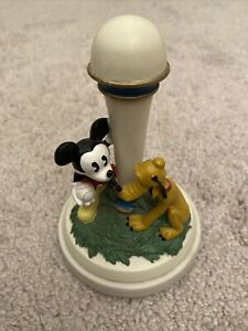 Disney Mickey's Cookie Factory Cookie Stamp Mold Press -Mickey & Pluto Play Ball