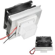 DC 12V Peltier Semiconductor Refrigeration Pet Air Conditioner Fridge Cooler+Fan