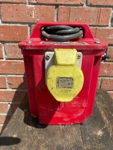 Site Transformer 240V to 110V 3.3KVA Outlet 1 @ 32A Blakley