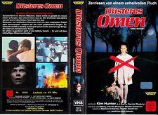 """VHS - FSK 18 - """" Düsteres OMEN ( Dark August ) """" ( 1976) - Kim Hunter"""