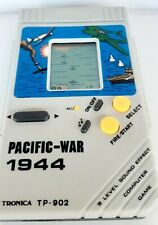 PACIFIC - WAR 1944 LCD GAME VINTAGE TRONICA TP-902 EPOCH NINTENDO.