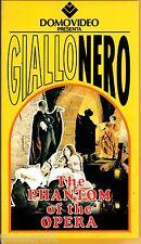 The Phantom of the Opera - Fantasme dell' Opera (2004) VHS DomoVideo - Sigillata