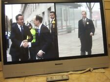 """Panasonic TH-37PX60B 37"""" HDTV with freeview no stand and no wall bracket"""
