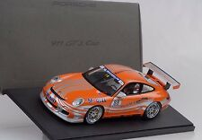 2006 Porsche 911 997 GT3 Cup VIP Car orange 1:18 Autoart Dealer WAP