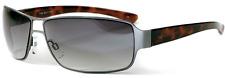 BLOC BILLY F191 Mens/Womens Sunglasses GUN & SHINY TORT / BROWN GRADUATED CAT.3