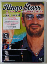 RINGO STARR & HIS ALL STARR BAND / LIVE IN 2003 / EXCLUSIVE BACKSTAGE FOOTAGE R2