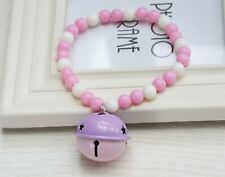 Puppy Pearl Beads Jewelry Cute Dog Cat Pet Necklace Collar Necklet Charm Pendant