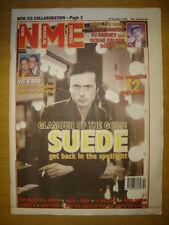 NME 1996 OCT 19 SUEDE KULA SHAKER OCEAN COLOUR SCENE