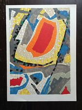 Jean Bazaine Original Lithograph 1951 Modernist French Abstract Art