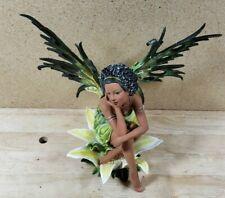 Gsc Fairy Dragon Figurine Fantasy Mythical Magic Beautiful Seductive Sitting