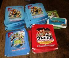 138 Tüten REWE Unsere Wunderwelt Erde Unser Deutschland WWF 718 Sticker NEU OVP