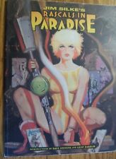 Jim Silke's RASCALS IN PARADISE PRICE REDUCED Dark Horse VF Dave Stevens