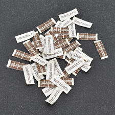 1 Set Handmade Fabric Labels Tags DIY Sewing Embroidery Accessories Supplies