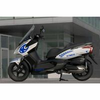 SET 12 ADESIVI BLU KYMCO DOWNTOWN 300I 300 125I 125 KIT GRAFICA CARENA STICKERS